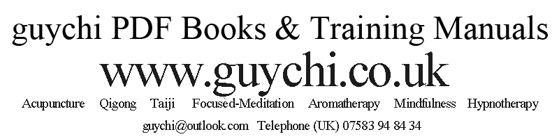 buy a PDF and support guychitaichi in more films books club index and TCM information
